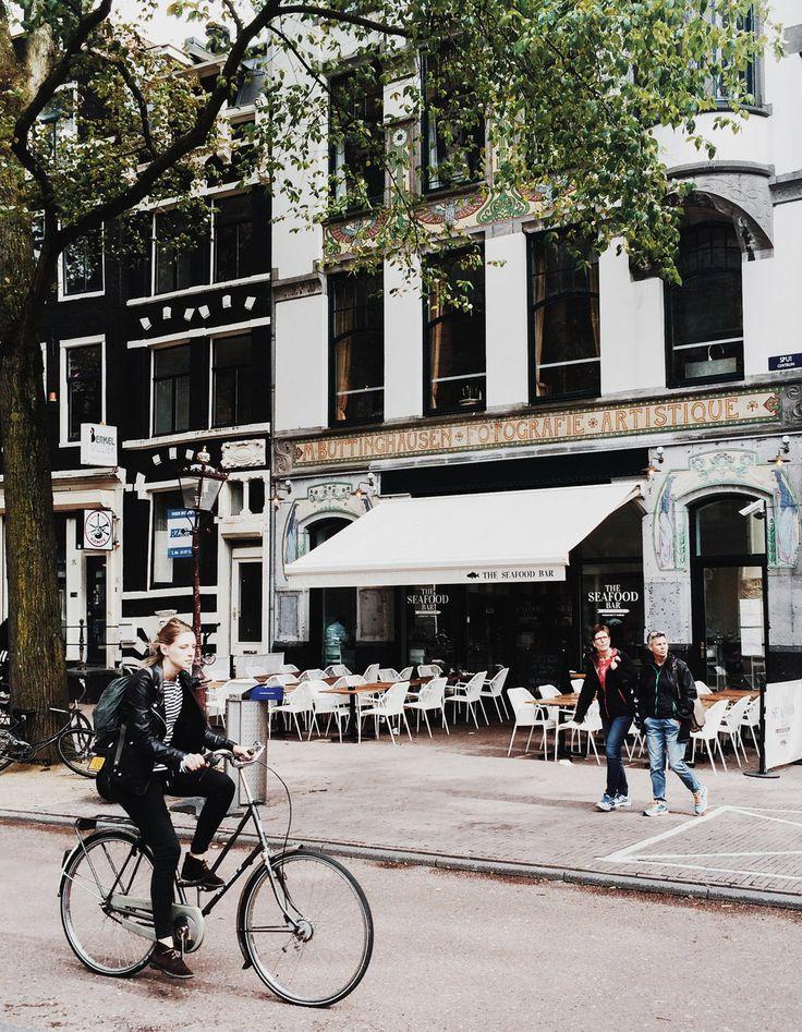 Seafood Bar Amsterdam Restaurant Toronto Food Travel Photographers - Suech and Beck