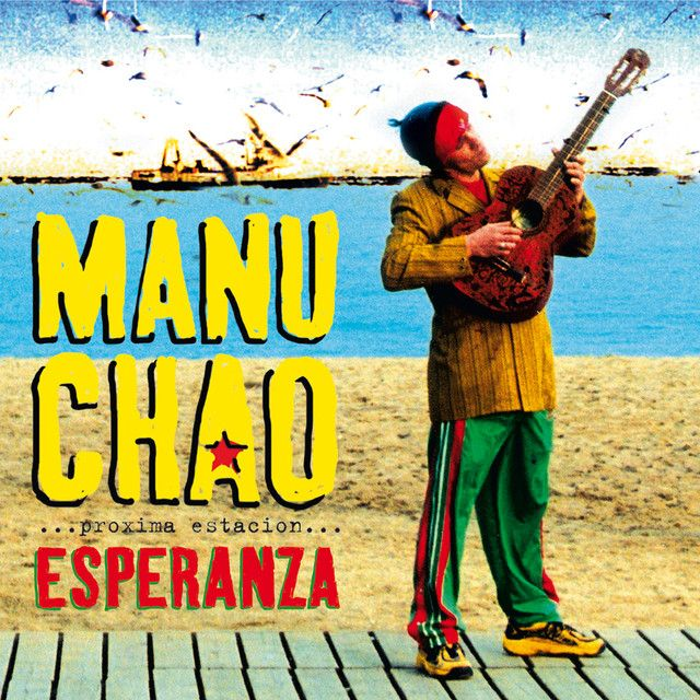 Saved on Spotify: Me Gustas Tu by Manu Chao