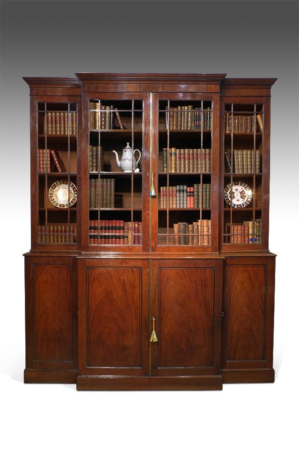 Excellent Georgian Library Bookcase In 2019 Research Antique Download Free Architecture Designs Scobabritishbridgeorg