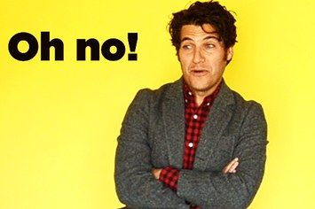 Adam Pally Reacts To 19 Situations Every Jewish Person Has Been In