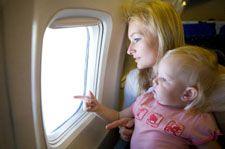 Barn ombord | Flylegen