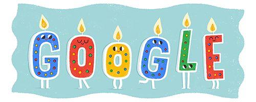 ¡Feliz Cumpleaños Cristian!    Agradecido de tan bonito doodle de mis amigos de #GoogleChile
