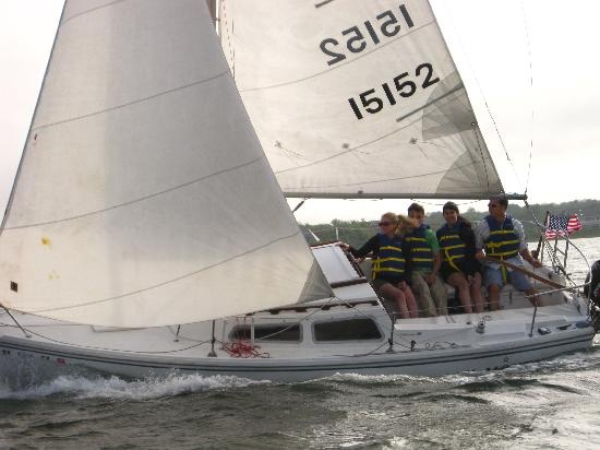 Intro to Sailing lessons