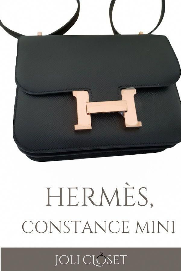 31a90cd427b8 The Hermès mini constance is a classic, an absolute must have in your  handbag collection. Get yours now. #hermes #hermesbags #hermes… | Chanel  handbags in ...