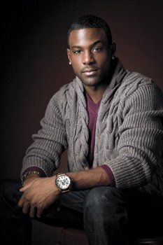 Lance Gross, actor.