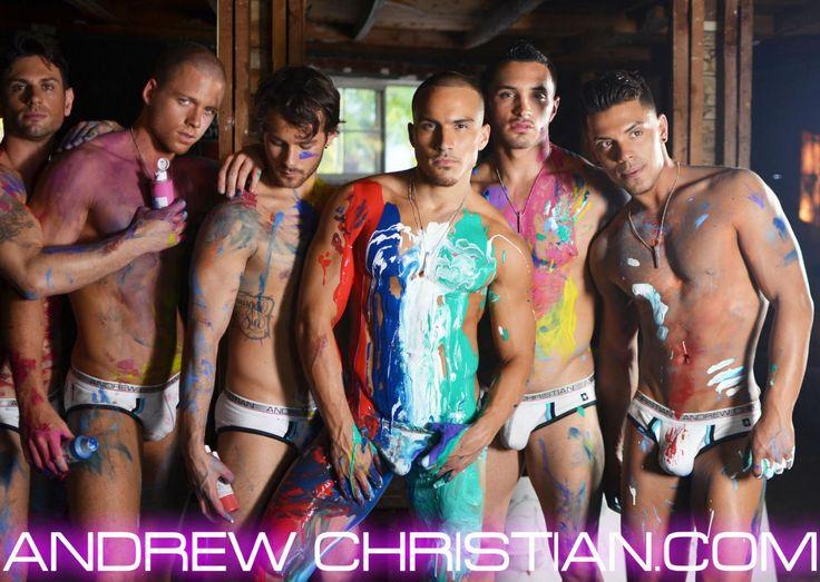 Andrew Christian Boys
