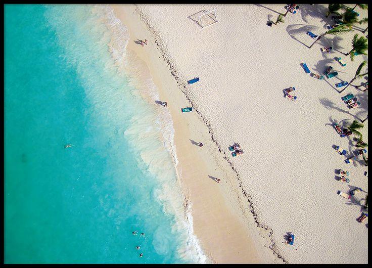 Tropical Beach, plakat i gruppen Plakater hos Desenio AB (8411)