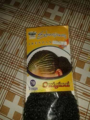 extensiones para trenza de cabello artificial