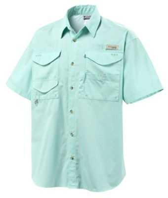 Columbia PFG shirts - size small - bright colors