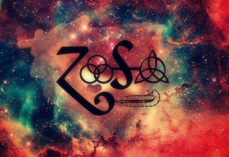 Zoso (Led Zeppelin, 1971). Veja também…                                                                                                                                                                                 Mais