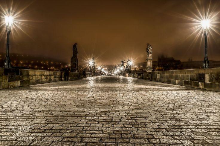 Charles Bridge - Prague - Carles Bridge 2016  © Salvatore Lio  Follow me on Instagram and facebbok