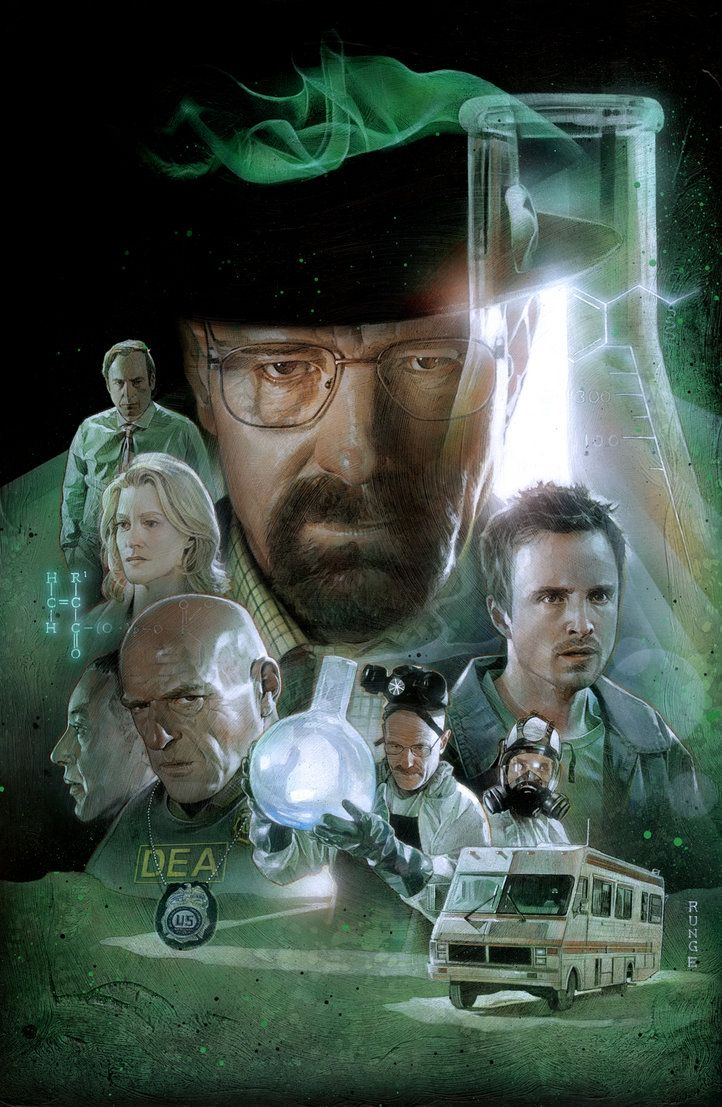 Breaking Bad by ALAMOSCOUT6