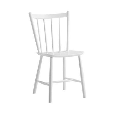 J49 stol, hvid i gruppen Møbler / Stole / Stole hos ROOM21.dk (123538)
