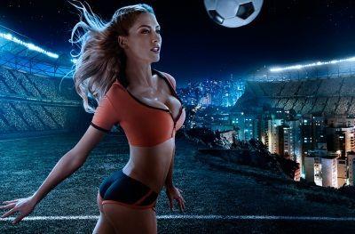 Agência mexicana cria calendário sexy da Copa do Mundo.