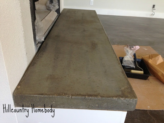 Hill Country Homebody Concrete Hearth Building It Pinterest Country And Hearth