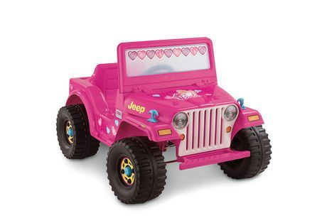 [$198.00] Power Wheels 6V Battery Powered Jeeps $148 Shipped @ Walmart.ca http://www.lavahotdeals.com/ca/cheap/power-wheels-6v-battery-powered-jeeps-148-shipped/144019?utm_source=pinterest&utm_medium=rss&utm_campaign=at_lavahotdeals