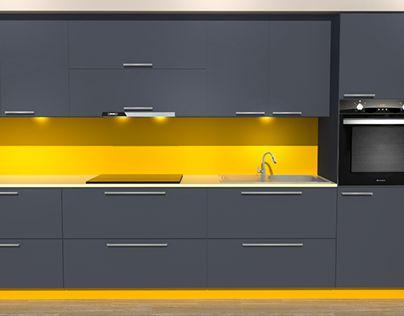 "Check out new work on my @Behance portfolio: ""kitchen k2"" http://be.net/gallery/32535095/kitchen-k2"
