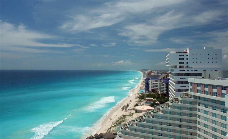 Zona Hotelera Cancún.