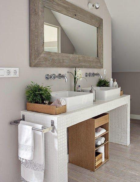 ¡Pon orden en el baño! | Decorar tu casa es facilisimo.com