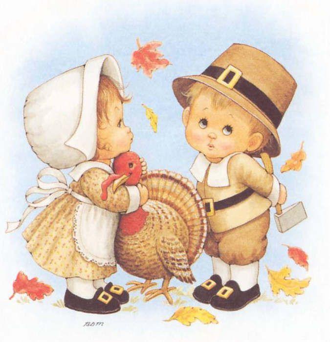 Acci n de gracias rm thanksgiving thanksgiving - Precious moments halloween wallpaper ...