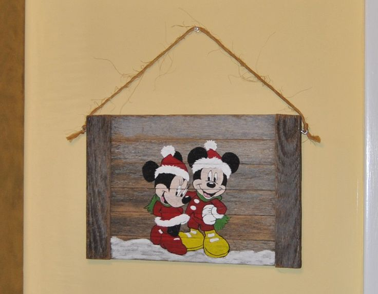 9 best Minnie mouse painting wall art images on Pinterest | Paint ...
