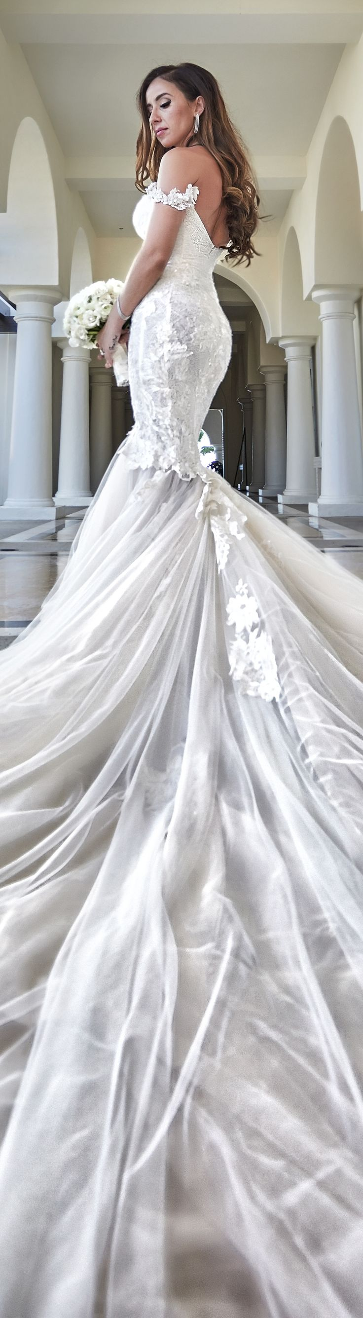 1500 best BRIDAL BLISS❤ images on Pinterest | Wedding ideas, Gown ...
