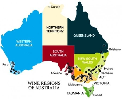 For those of you that need a reminder about Australia's diverse wine scene....
