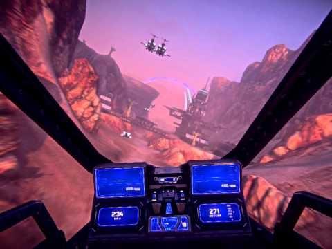 PlanetSide 2 Massive Air Combat