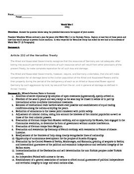 world war i ap us history dbq Essay about ap world history dbq buddhism  dbq ap us history essay  world war i veterans demanding financial aid from the federal government.