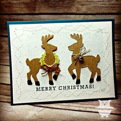 Dani's Thoughtful Corner: Reindeer!