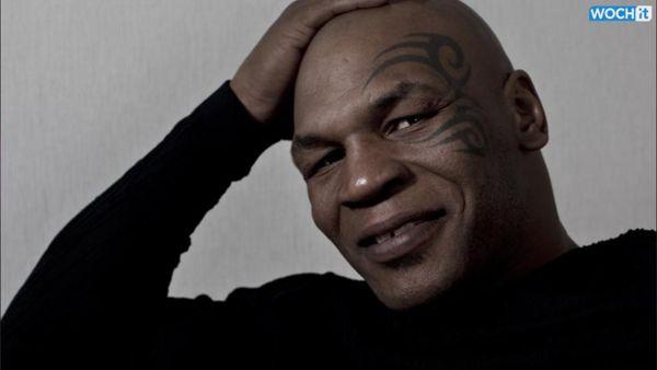 Mike Tyson -- Slap Boxing Jon Jones