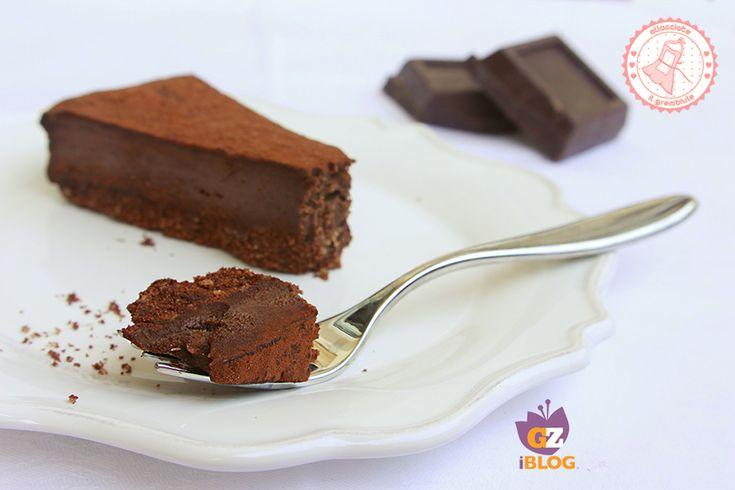 Chocolate cheesecake no oven needed #cheesecake #chocolate #noovenrecipe #chocolatecake #easyrecipe #cake
