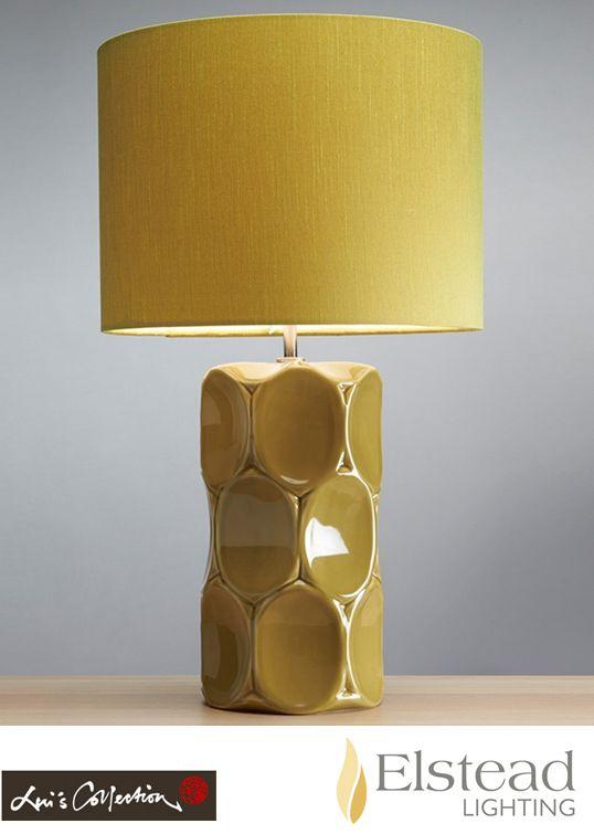 Elstead U0027Green Retrou0027 Table Lamp   LUI/GREENRETRO None