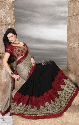 Shirya Saran Saree Bouse Designs