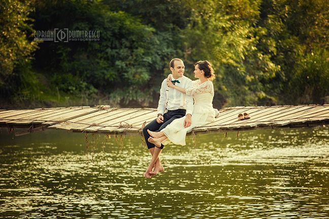 Trash the dress - Alinasi Alex - Comana - fotograf Ciprian Dumitrescu