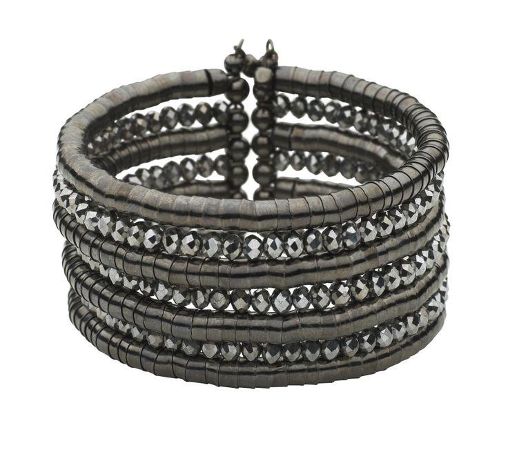 Stunning bracelet by Lisbeth Dahl Copenhagen Spring/Summer 13. #LisbethDahlCph #jewellery #Beautiful #Bracelets