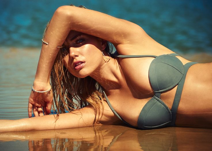 Anna and Bel bikini top