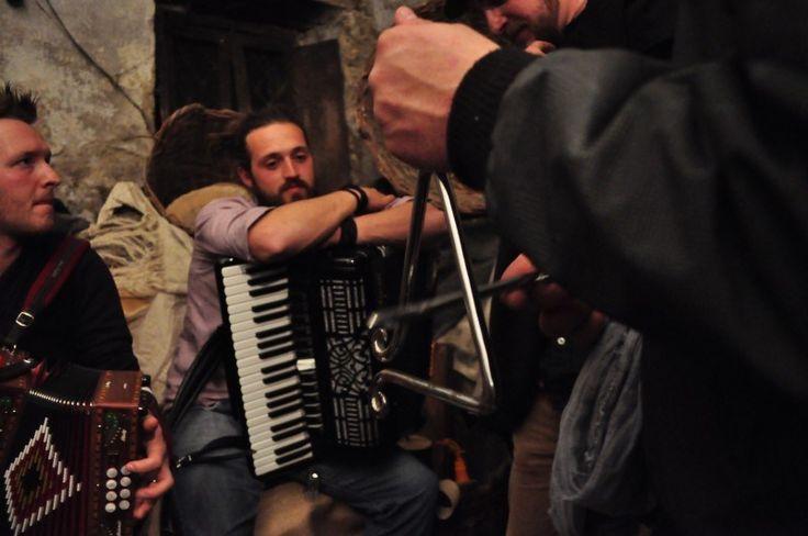 Cod. A14 Triangolo | Giuvvidì Sante 2012 | Passione Abruzzo