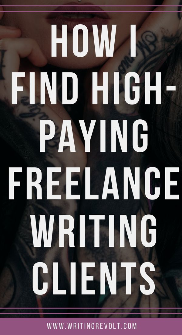 This post is an in-depth guide to the 7 foolproof methods I use to find high-paying freelance writing clients as a newbie. Hint: I did NOT use upwork and content mills (there's a much better way!) – check it out!