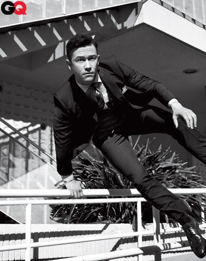 OMG!!!  Joseph Gordon-Levitt GQ Photos