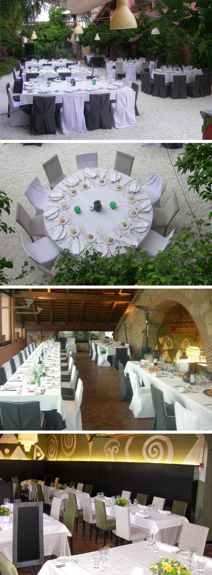 Restaurante Tempo de L'Hort -  Barcelona - Restaurantes para Bodas