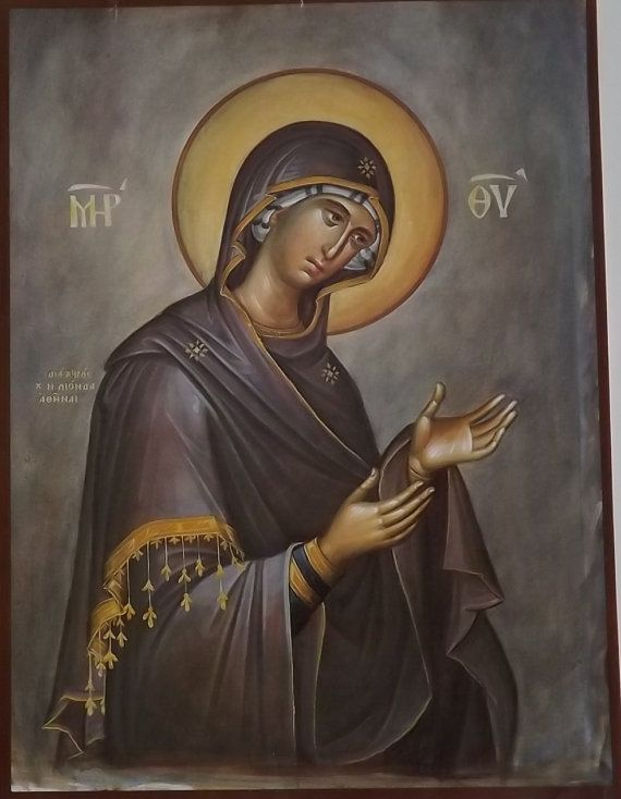 byzantine greek religious art christian by handmadeonlystore