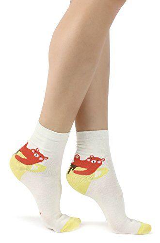 Mixmi Boutique Frauen Beige Weichen Bambus Baumwolle Sock Https