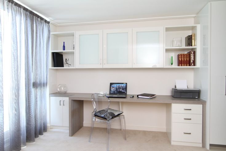 Creative by Design will design an organised work space to suit your individual needs.
