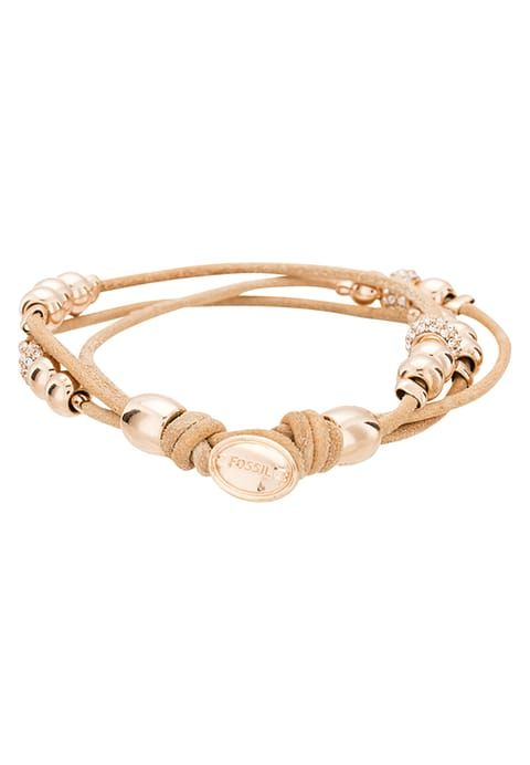 Traumhaftes Armband für jeden Tag.  Fossil FASHION - Armband - rosegold-coloured für 38,95 € (17.01.17) versandkostenfrei bei Zalando bestellen.