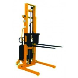 Manual Push, Electric Lift