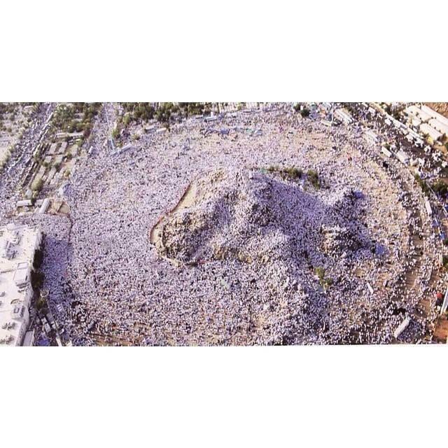 # hac # umre # arafat'da vakfeye durmak-daha fazlası için www.bercesteturizm.com