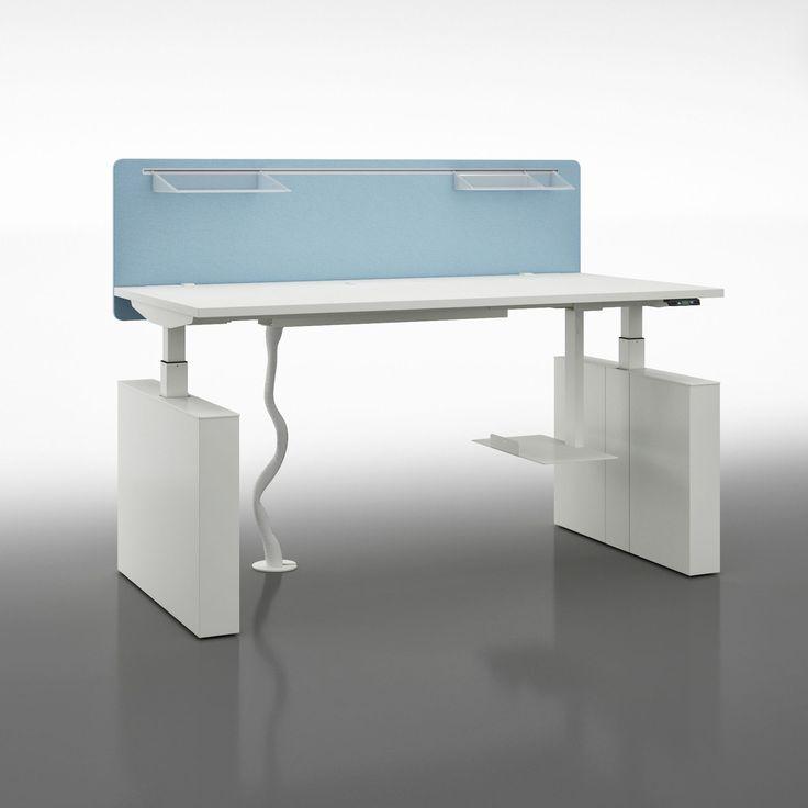 Schreibtisch Elektrisch Höhenverstellbar WINGLET