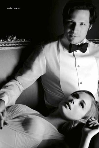 Marie Claire Australia | Revenge Cast || Emily VanCamp | Nick Wechsler
