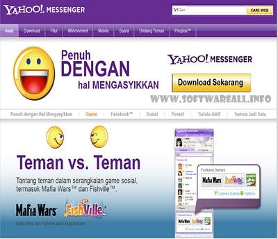 Download Yahoo Messenger Terbaru 2013 Full Gratis